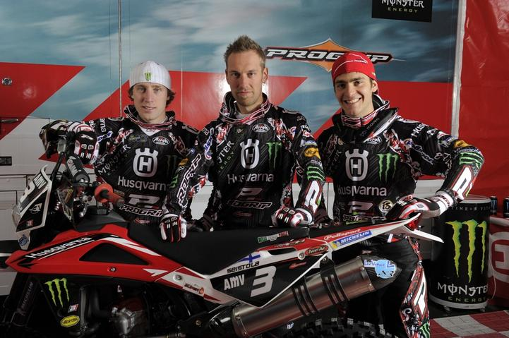 Husqvarna Enduro Team By Ch Racing
